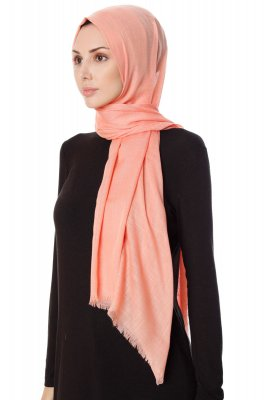 Selma - Orange Hijab - Gülsoy