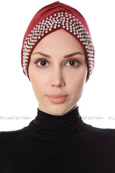 Irmak - Bordeaux Turban
